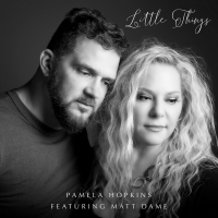 Pamela Hopkins and Matt Dame Top International iTunes Chart With 'Little Things' Photo