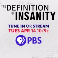 PBS to Debut THE DEFINITION OF INSANITY on April 14 Photo