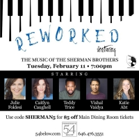 Two Worlds Entertainment Celebrates The Music Of The Sherman Brothers At Feinstein's/54 Below