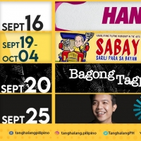 Tanghalang Pilipino Adds Concert, Short Film & Workshops to September Offerings Photo