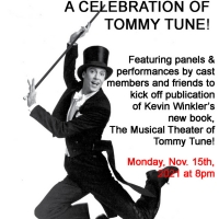 OUR ONE AND ONLY: A CELEBRATION OF TOMMY TUNE Will Be Performed at The Actors' Temple Thea Photo