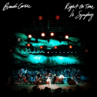Brandi Carlile Releases 'Right On Time (In Symphony)' Photo