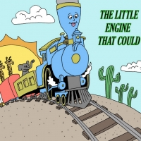 Great AZ Puppet Theater Presents THE LITTLE ENGINE THAT COULD Drive In Production Photo