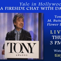 Yale In Hollywood to Present Free Webinar With David Henry Hwang Photo