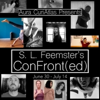 S. L. Feemster's CONFRONT(ED) Will Stream From Aura CuriAtlas This Month Photo