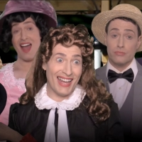 VIDEO: Randy Rainbow Channels Inner Judy Garland with 'Clang, Clang, Clang Went Josh Hawle Photo