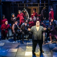 BWW Review: GUYS AND DOLLS, Crucible, Sheffield Photo