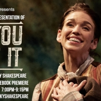 Kentucky Shakespeare to Present AS YOU LIKE IT Free on Facebook Photo