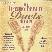 Chip Deffaa's THE IRVING BERLIN DUET ALBUM Out August 31