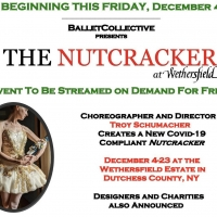 THE NUTCRACKER AT WETHERSFIELD To Be Streamed On Demand For Free Photo