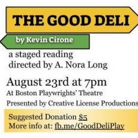 THE GOOD DELI Comes to the Boston Playwrights Theatre  For One Night Only