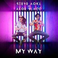 Steve Aoki & Aloe Blacc Unite on Uplifting Collaboration 'My Way' Photo