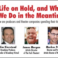 Theater Resources Unlimited Announces June Panel via Zoom: Life on Hold, and What We  Photo