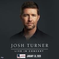 Josh Turner Comes to the Casper Events Center
