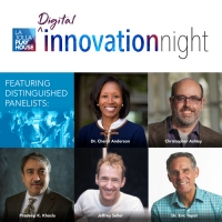 La Jolla Playhouse's Annual Innovation Night to Take Place Virtually, Featuring Christophe Photo
