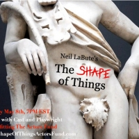 Watch Neil LaBute's THE SHAPE OF THINGS Live Reading Tomorrow Night Starring Tim Realbuto, Lena Hall & More