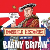 Birmingham Stage Company And Coalition Agency Announce HORRIBLE HISTORIES: BARMY BRIT Photo