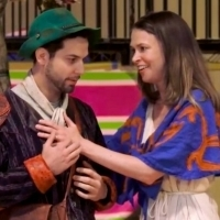 BWW EXCLUSIVE: Rehearsal Clips From INTO THE WOODS at the Hollywood Bowl, Plus Interv Photo