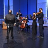 Quodlibet Ensemble & Reginald Mobley Perform COMING TOGETHER, Digital Concert Raising Photo