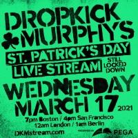 Dropkick Murphys Present St. Patrick's Day Stream 2021 Photo