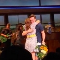 VIDEO: Shoshana Bean and Erich Bergen Take Final Bows in WAITRESS Video