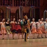 La Compañía Nacional de Danza estrenó el ballet de Romeo y Julieta con lleno total en Photo