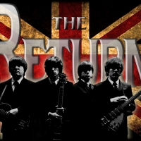 The Return: Beatles Tribute Band Plays Candlelight Dinner Playhouse Photo