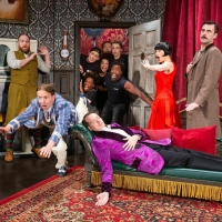 Review Roundup: The National Tour of THE PLAY THAT GOES WRONG