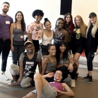 VIDEO: Rehearsals Resume with the Queens of SIX on Broadway!