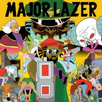 MAJOR LAZER Cartoon Series Premieres Today on YouTube