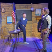 BWW Previews: Palm Canyon Theatre will Stream the Farce POPCORN FALLS on Thanksgiving Photo