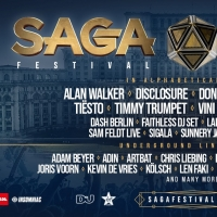 SAGA Festival Reveals Lineup Additions