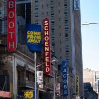 Student Blog: Broadway's Return Photo