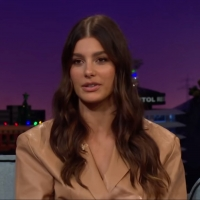 VIDEO: Camila Morrone Talks About Singing Karaoke With Adele on THE LATE LATE SHOW