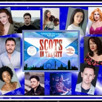SCOTS IN THE CITY Concert to Feature Kieran Brown, Shona White, Steven Cree, Danielle Photo