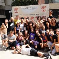 FAMA: EL MUSICAL se presenta en la Escuela Coco Comín Photo
