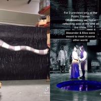 VIDEOS: David Korins Shares BEETLEJUICE Set Secrets, What Happened to HAMILTON's Refl Photo