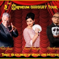 Thaetre 40 Presents THE ORPHEUM CIRCUIT TOUR Photo
