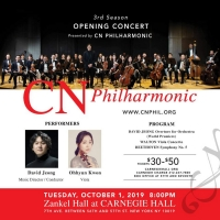 Classical Notes Philharmonic to Perform at Carnegie Hall