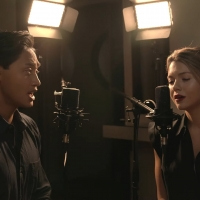 VIDEO: Joshua and Amanda Dela Cruz Record Cover of 'Come Up For Air' From the New Mus Photo