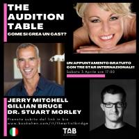 TAB - THE ARTIST BRIDGE presenta THE AUDITION TABLE, un appuntamento Gratuito con tre Musi Photo