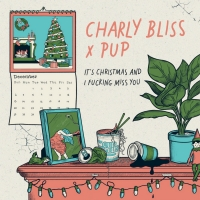 CHARLY BLISS & PUP Release Holiday Single 'It's Christmas and I F-cking Miss You' Photo