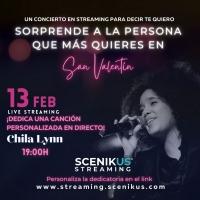 Chila Lynn presenta un concierto de San Valentín con canciones dedicadas Photo