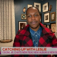 VIDEO: Leslie Odom Jr. Says He's Quarantining After COVID-19 Exposure on ELLEN