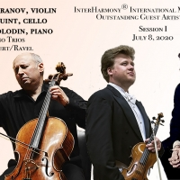 Pianist Alexei Volodin Joins InterHarmony Festival Series In Italy In July