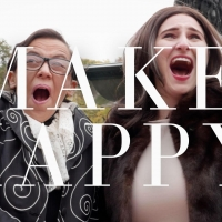 VIDEO: Ali Levin and Nessa Norich Present RBG & Melania Trump Parody Music Video 'Mak Photo