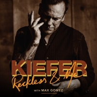 Kiefer Sutherland Announces December Tour Dates
