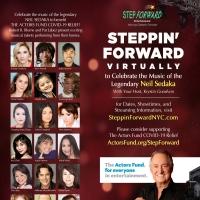Step Forward Entertainment Celebrates the Music of Neil Sedaka With Virtual Concert t Photo