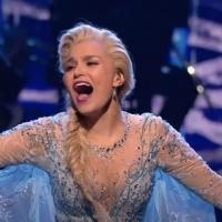 VIDEO: Samantha Barks Performs 'Let It Go' from FROZEN Photo