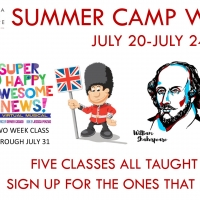 Tacoma Little Theatre Announces Virtual Summer Camp Classes Photo